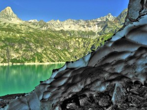 Nevaio e lago di teleccio