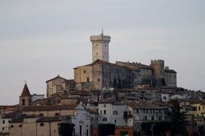 L'altra parte del castello Savelli