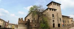 Rocca di Fontanellato - Panormica