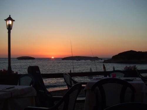 Cuglieri - cena sul mare