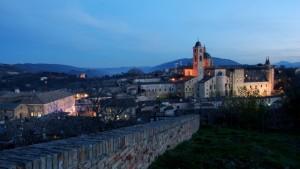 Urbino……. dalla Fortezza Albornoz