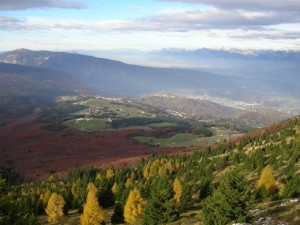 autunno sopra Tambre