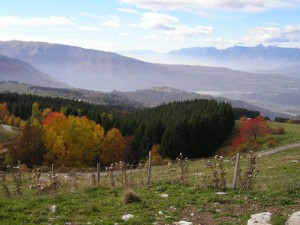 panorama autunnale