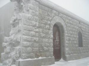 Monte Rite - fortificazione ibernata