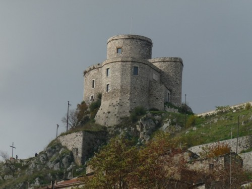 Montesarchio - Rocca di Montesarchio