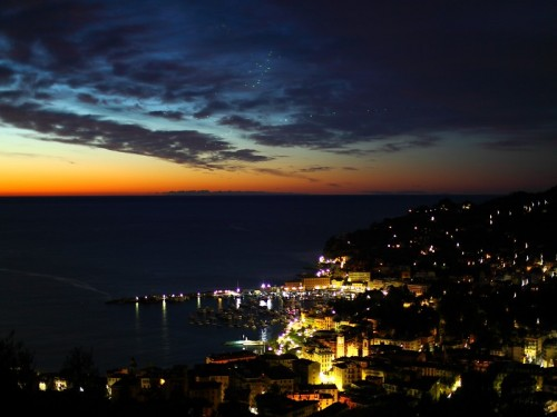 Santa Margherita Ligure - una panoramica di  comune di san lorenzo