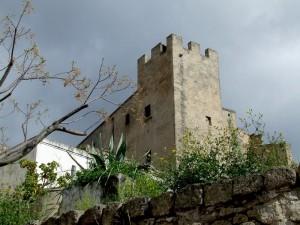 minacciosa torre del Vescovo