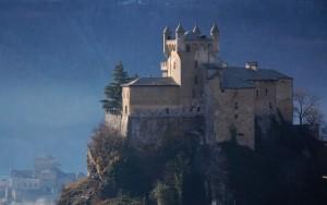 i due castelli del paese