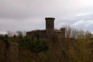 Castello della badia a vulci 2
