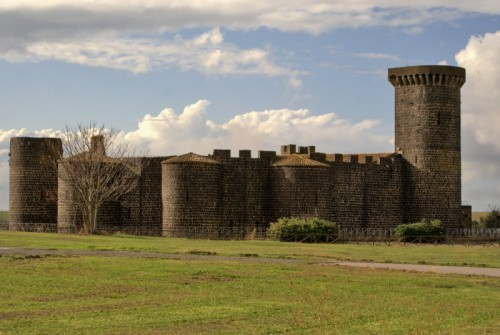 Canino - Castello della badia a vulci 3