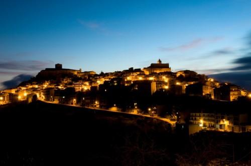 Giuliana - Paesaggio notturno