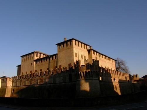 Fontanellato - Fontanellato : il castello