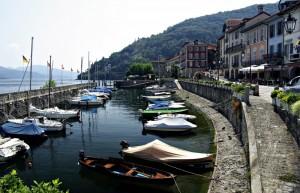 Cannobio, vista panoramica