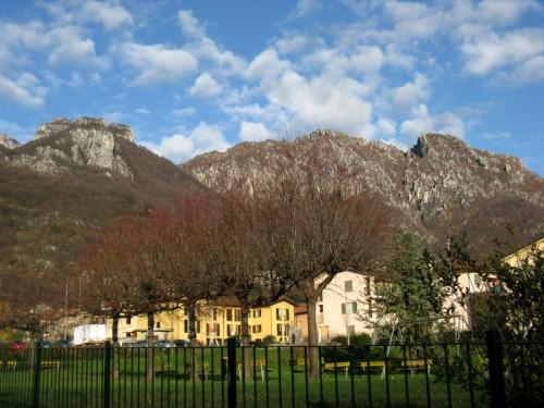 Valmadrera - Valmadrera a pecorelle