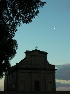…e la luna stà a guardare.