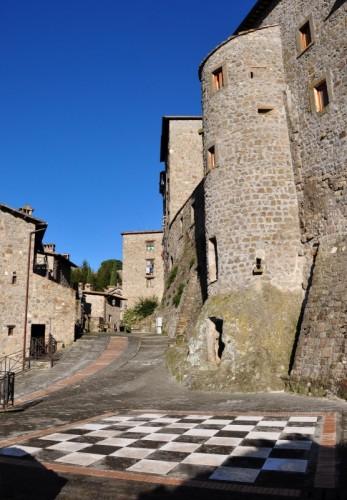 Bassano in Teverina - Torre e..... Scacchiera