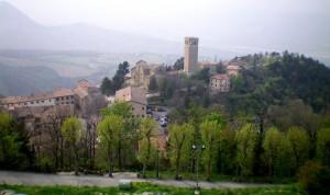 San Leo dal Castello