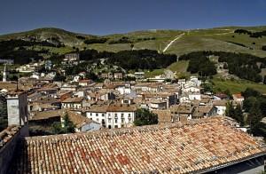 I tetti di Pescocostanzo