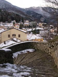 sestola e neve