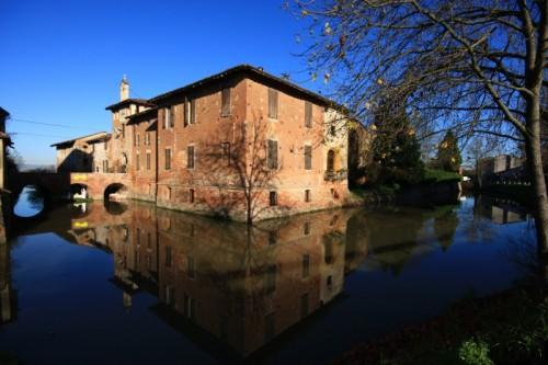 Scandolara Ripa d'Oglio - castello Gazzo
