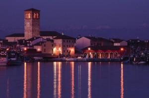 La Torre Maranese veglia sulla laguna