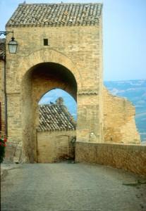 Antiche porte