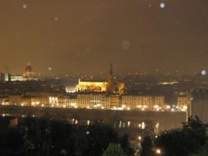 Pioggia di Stelle su Firenze