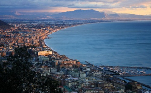 Salerno - il golfo dalla A alla Z