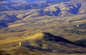 Volterra paesaggio