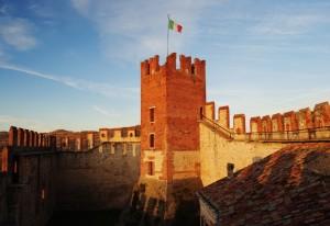 """Castello di Soave: """"Il Mastio"""""""