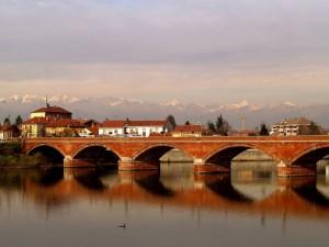 San Mauro dopo il ponte