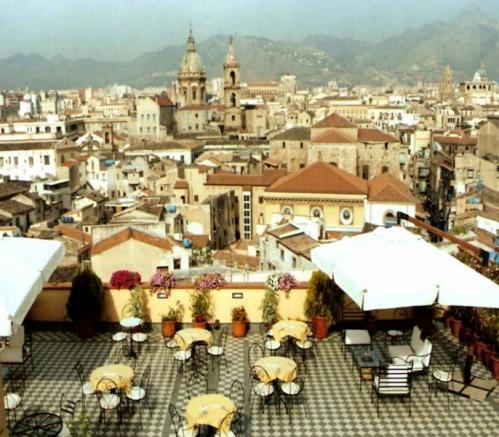 Palermo - Terrazza su Palermo