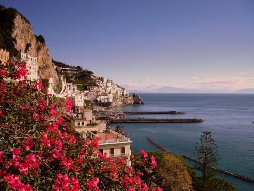Amalfi - La costiera dei fiori.