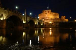 Dopo l'alluvione…Castel Sant'Angelo