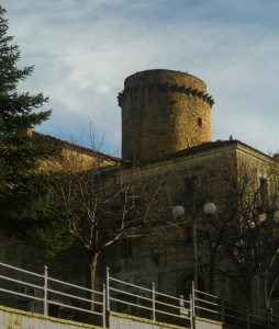 Il castello di Cirigliano