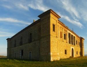 Masseria fortificata Palazzo Santo Spirito - lato nord