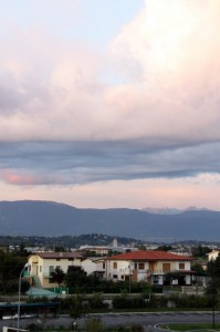 Panorama verso Prealpi