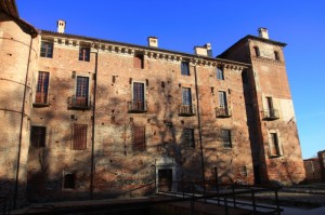 Castello Tapparelli d'Azeglio (facciata)