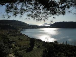 …la porta degli Inferi..?..vicino al Lago d'Averno..??…ma..va..la'..!!!