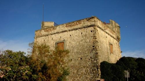 Riva Ligure - torre di riva