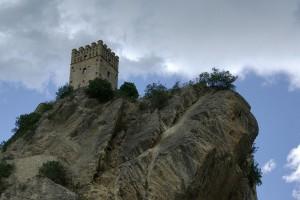 La torre della fortezza
