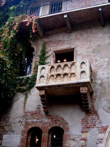 Verona - Via Cappello n°23
