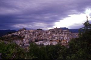 Castiglione di Sicilia: panorama