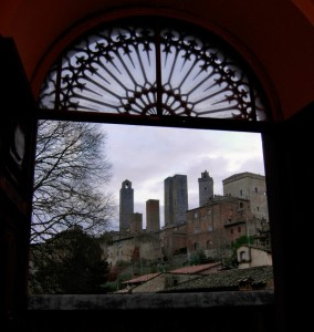 Benvenuti a San Gimignano