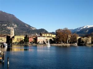 """Sulla """"Riva del Garda"""""""