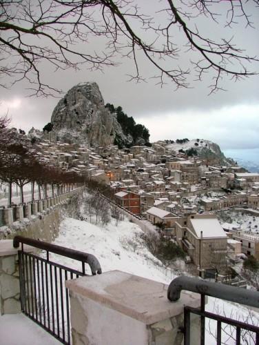 Caltabellotta - Il belvedere