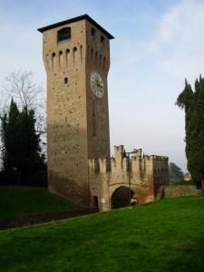 Bazzano - Torre dell'orologio