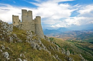 Veduta di Rocca Calascio