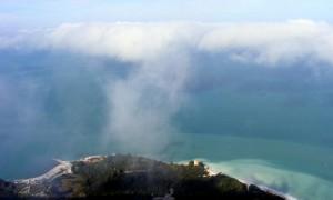 Pioggia di nebbia