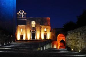 Notturna 1^ porta su mura S. Maria di Castello